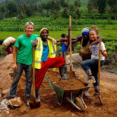 Duke Engineers for International Development in Rwanda