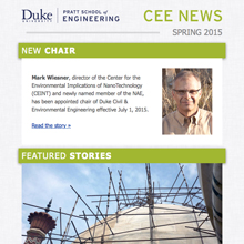 Duke CEE E-Newsletter