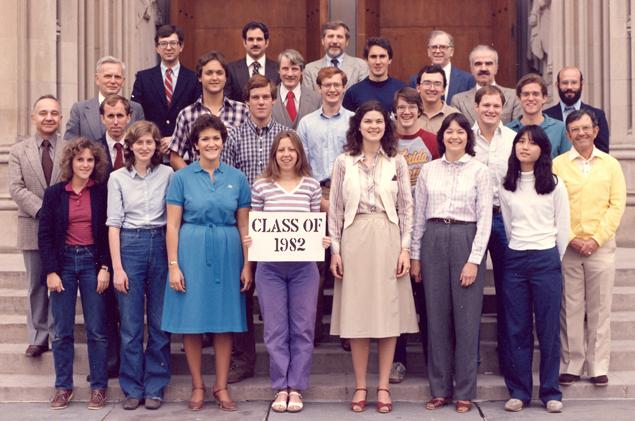 Undergraduate Class of 1982