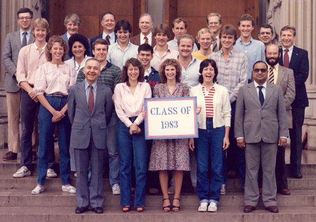 Undergraduate Class of 1983
