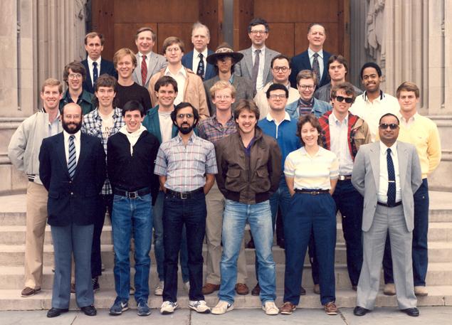 Undergraduate Class of 1984