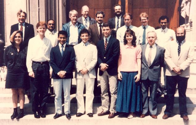 Undergraduate Class of 1988