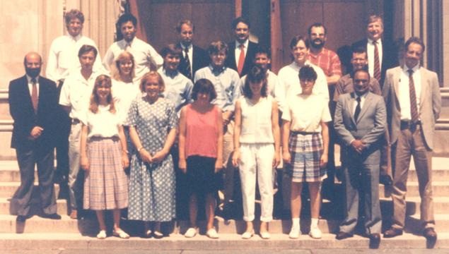 Undergraduate Class of 1989