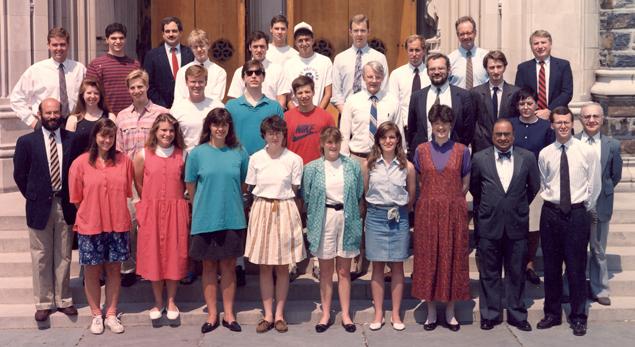 Undergraduate Class of 1990