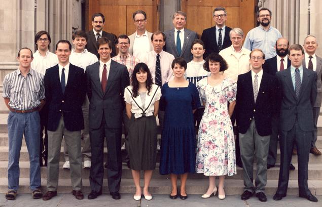 Undergraduate Class of 1991
