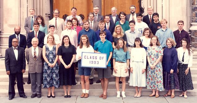 Undergraduate Class of 1993