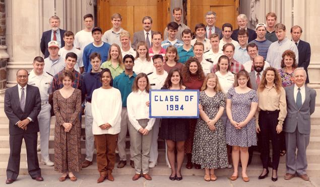 Undergraduate Class of 1994