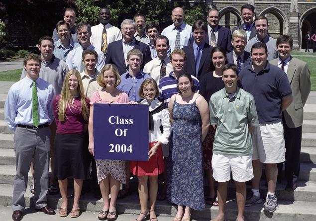 Undergraduate Class of 2004