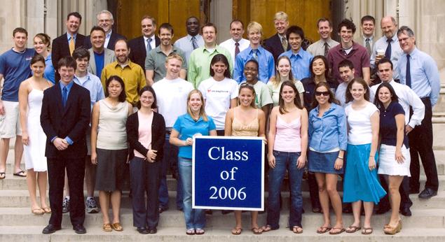Undergraduate Class of 2006