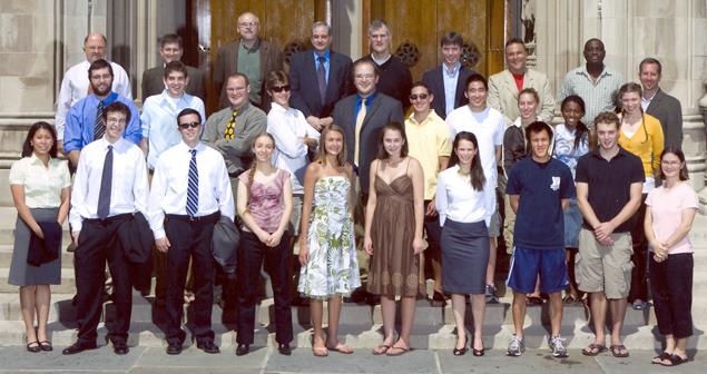 Undergraduate Class of 2008