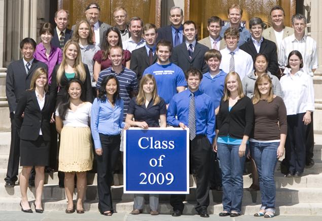 Undergraduate Class of 2009