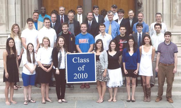 Undergraduate Class of 2010