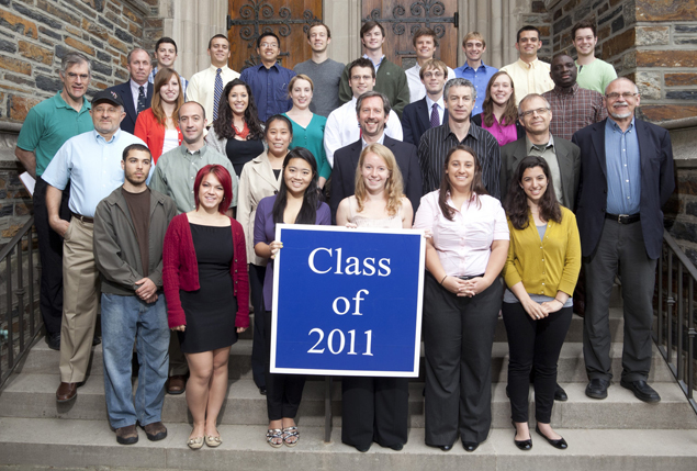 Undergraduate Class of 2011