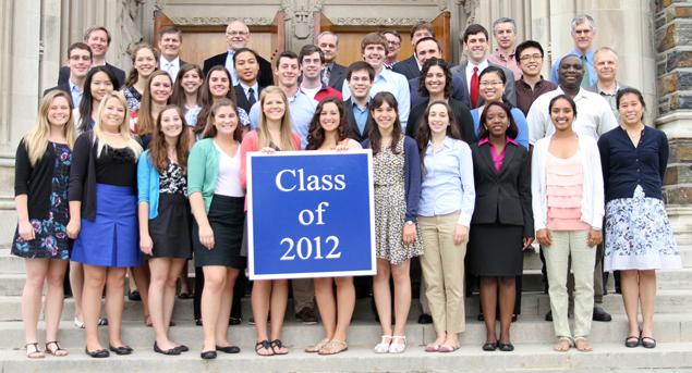 Undergraduate Class of 2012