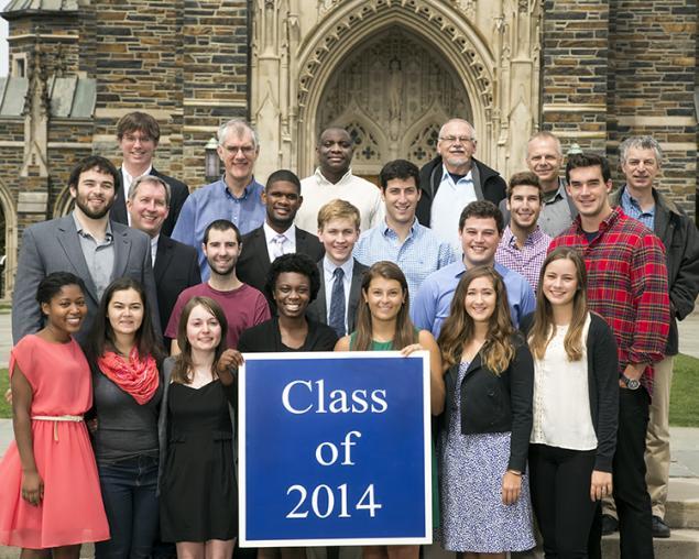 Undergraduate Class of 2014
