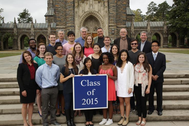 Undergraduate Class of 2015