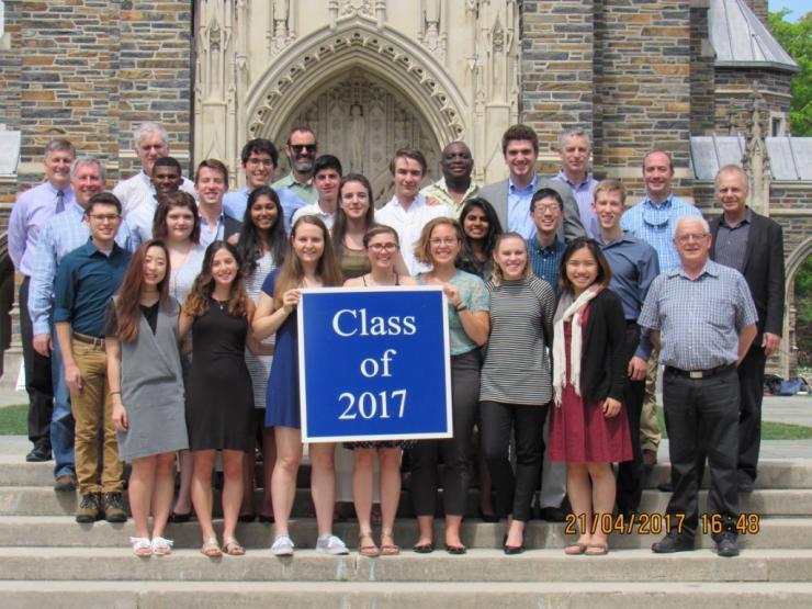 Undergraduate Class of 2017