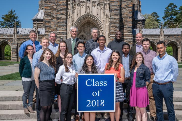 Undergraduate Class of 2018