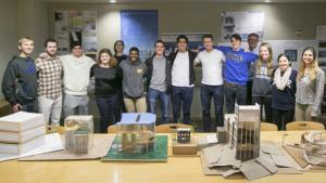 architectural engineering class