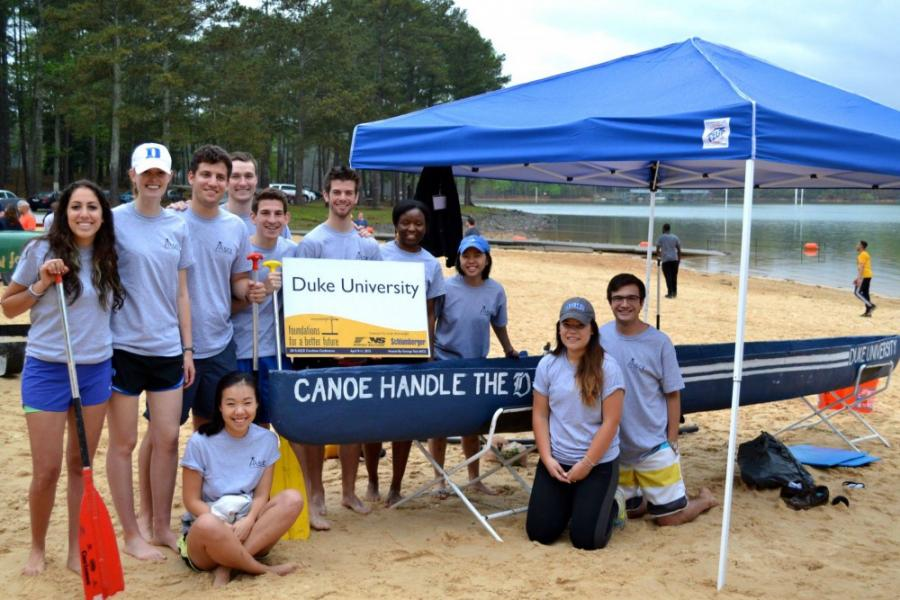 Duke's Chapter of ASCE promotes Civil Engineering.
